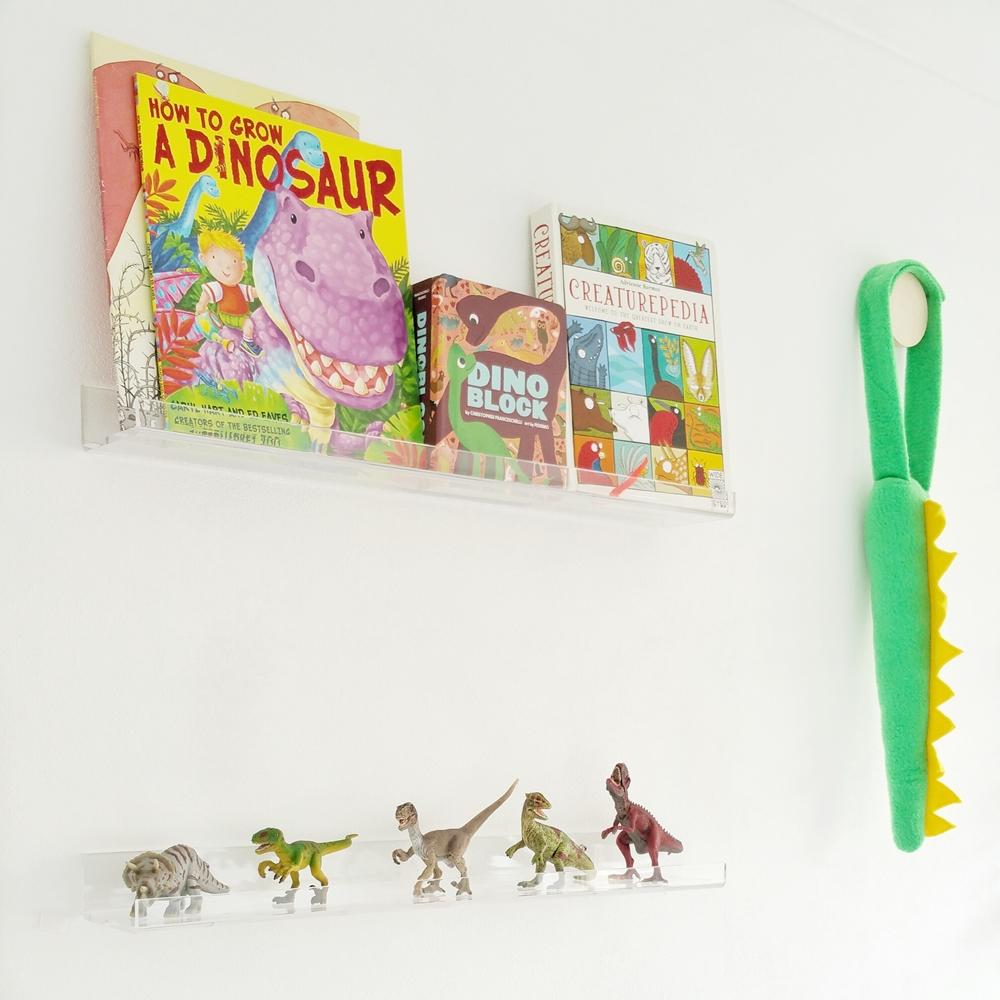 mint rhapsody - dinosaur shelfie
