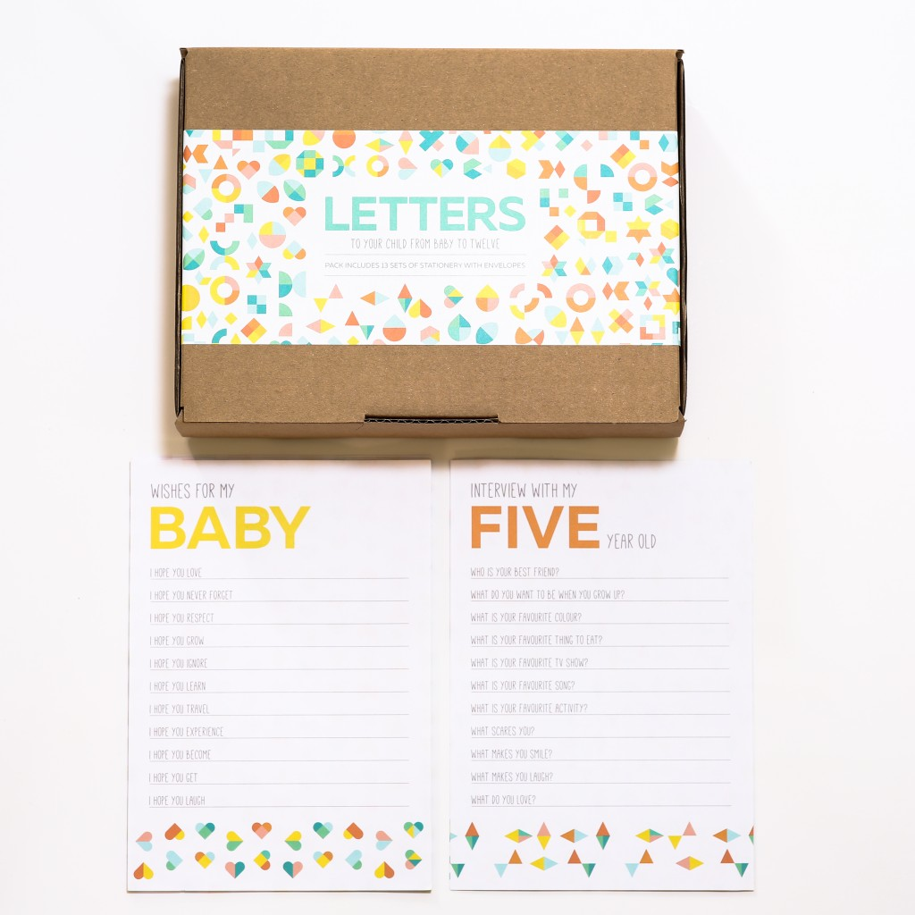 2LD letters to your child