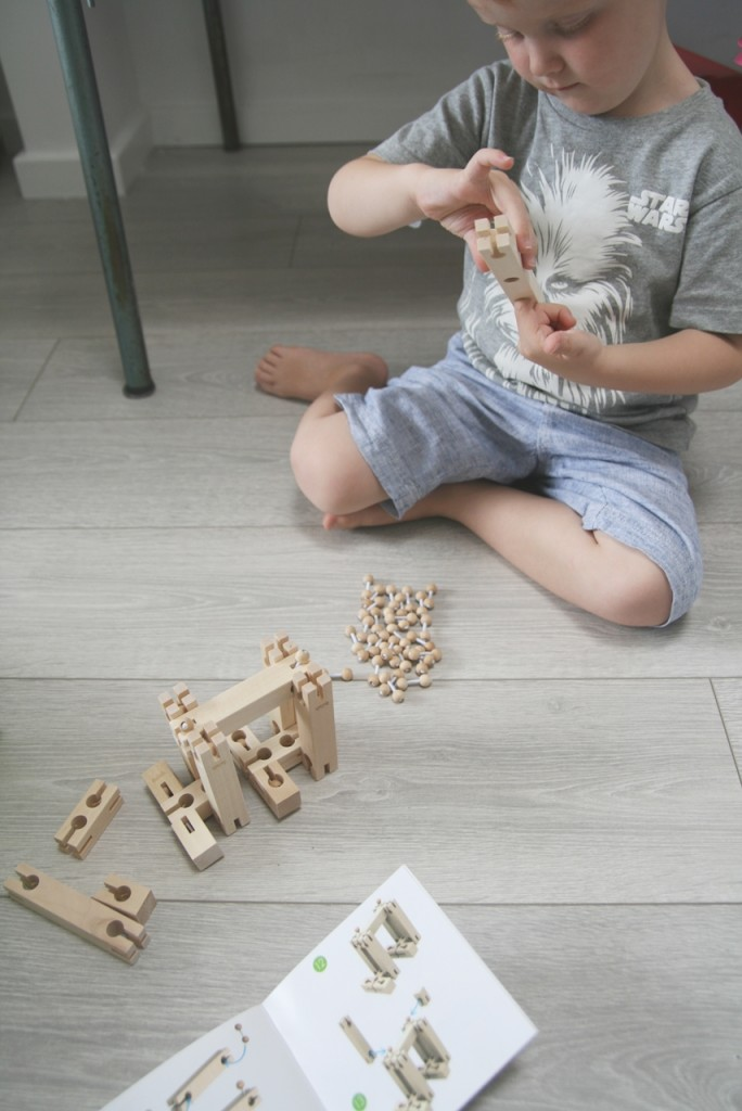 Learning with Bokah Blocks