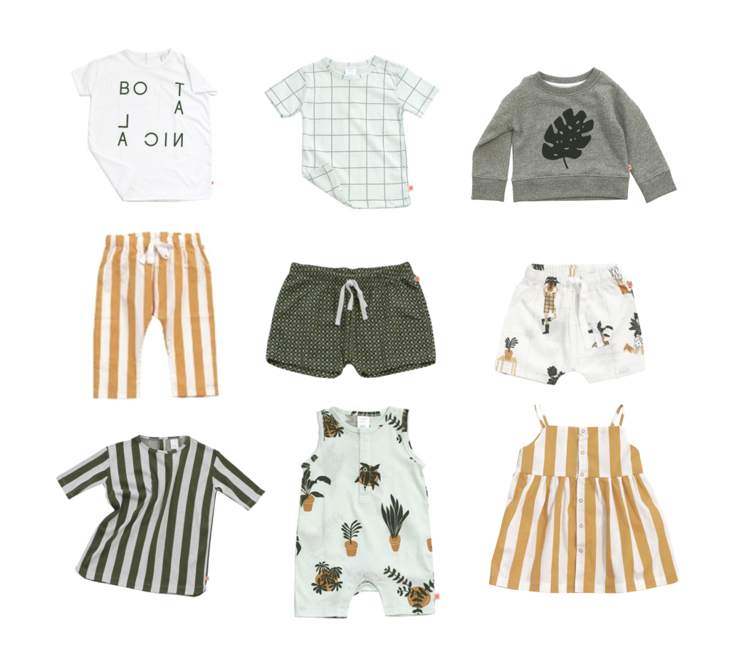 Tiny Cottons SS16 Kids Fashion