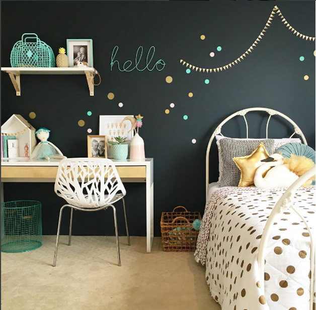 Indi and Ocea's room