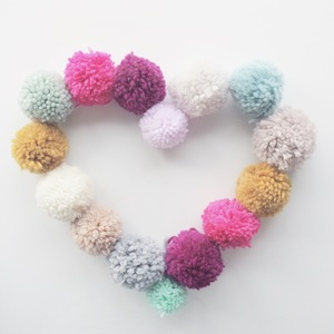 Love poms
