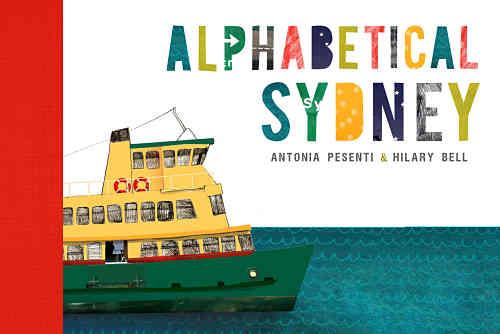 alphabetical-sydney