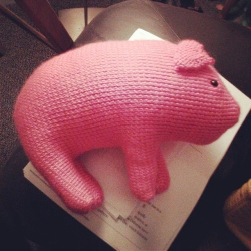 KnitSquid-crochet-knit-amigurumi-toy-pig