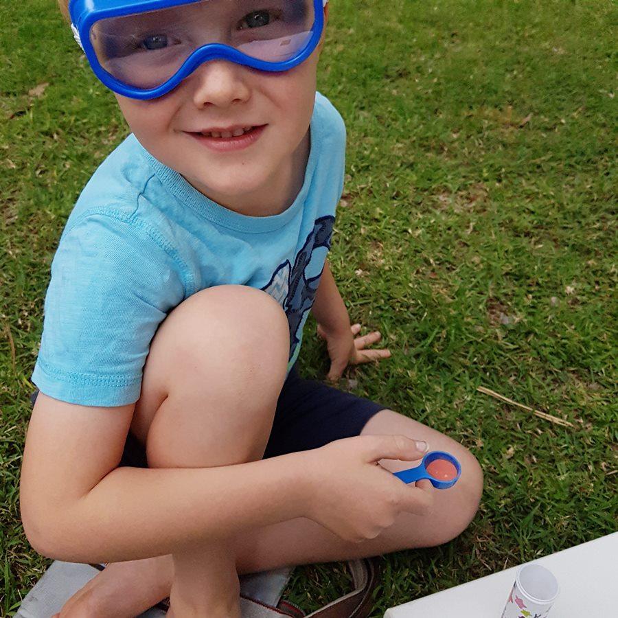 Curious Kids Science Kit Kid