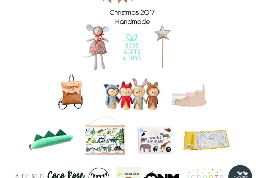 Best Handmade Gifts for Kids Christmas 2017