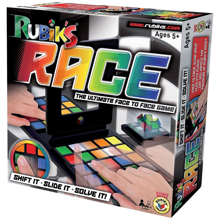 both my boys love rubiks cubes and they have been trying to work out the algorithms with their dads help all year whilst they havent quite mastered it - New Toys For Christmas